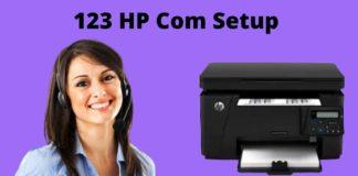 123HP com setup