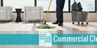 About Professional Commercial Cleaning Services