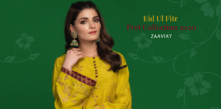 Eid Dresses For Girls