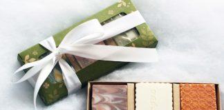 Custom Soap Box Packaging