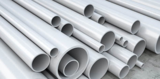 PVC And Copper pipes