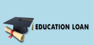 Higher education loan