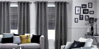 How to Hang Curtains and Blinds