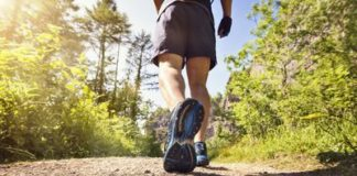 Walking Is Good for Your Body and Mind