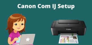 How to Get Easy & Simple Steps to Resolve Canon IJ Setup Issue: