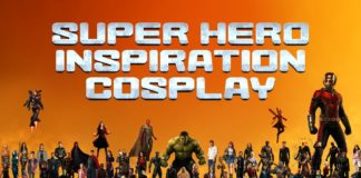 Fit Jackets Guest Post Superhero Inspiration Make yourself Extraordinary for the Cosplay.