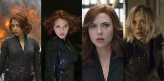 How Much Has the Black Widow Costume Evolved Since Her First Appearance in Movies