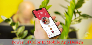 Power of Color in Mobile App Design