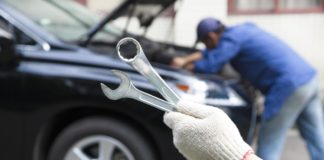 best car repair service app