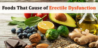 What Food Causes Erectile Dysfunction
