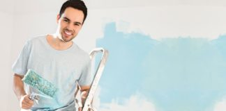 When is the right time to paint your home
